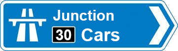 Junction 30 cars